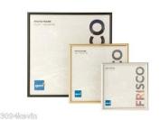 "Kenro Frisco Black 12""x12"" / 30x30cm Square Photo Frame Gift Keepsake"