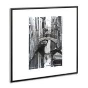The Photo Album Company PAAFA1B-BLK Luxury Black Satin Aluminium A1 Frame