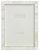 Addison Ross, Shell Photo Frame, 8x10, Mother of Pearl & Silver, 20cm x 25cm