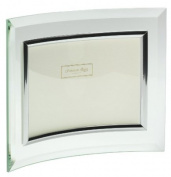 Addison Ross, Glass Photo Frame, 4x6 , Curved Landscape, 10cm x 15cm
