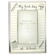My First Day at School 4 x 6 Photo Frame