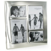 Silver Plated Collage Photo Frame