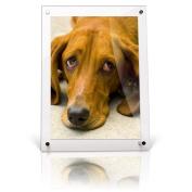 A5 Acrylic Photo Frame - Desktop / Free standing