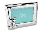 Twinkle Twinkle Silverplated Small Teddy Landscape Photo Frame