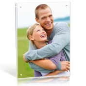 A4 Magnetic Acrylic Photo Frame - Desktop / Free standing