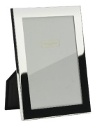 Addison Ross, Photo Frame, 4x6 , Silver Plate 15mm Square, 4 x 6 Inches
