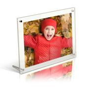 10x8 Modern Acrylic Photo Frame - Desktop / Free standing