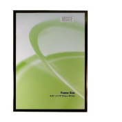 Black Aluminium Photo Frame A2 By Living Images
