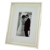Beautiful Wedding Day Silver Plated Box Photoframe - Make a Fantastic Wedding Day Gift