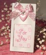 Pink Heart Design Picture Frames