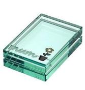 I Love My Mum Glass Dinky Photo Frame by Spaceform