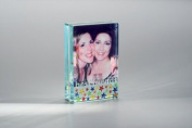 NEW! Spaceform Gift Dinky Photo Frame Best Friends 0486