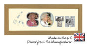 Photos in a Word 80th Photo Frame, a Gift for 80th Birthday, Direct from the Manufacturer