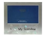I Love My Grandma 5 x3 Photo Frame