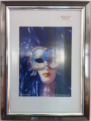 The Photo Album Company PELA4SMK-NG Premium Easy Loader A4 Frame with Mount