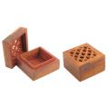 Pot Pourri Small Wooden Box