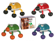 Novelty Funky and Fun Green Hand Held Bug Massager