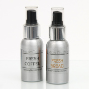 Bread and Coffee Fragrance Pack - The smell of fresh bread and coffee - Room Fragrance Sprays