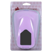 Woodware Craft Collection Super Duper Lever Punch - Gift Tag