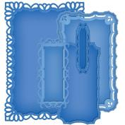 Spellbinders - Nestabilities Majestic Elements Resplendent Rectangles S5-147