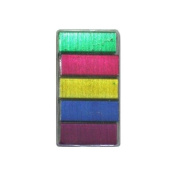 Woodware Craft Collection Mini Staple Refill Pack - 1000 Metallic Coloured Staples