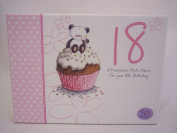 18th Birthday - A Keepsake Photo Album
