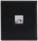 Coral Coast Prestige Classic Memo Slip in 200 Photo Album Black 5x7