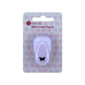 Woodware Mini Lever Craft Punch - Butterfly #2