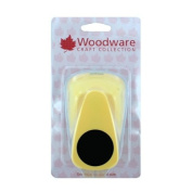 Woodware Craft Collection Big Lever Punch - Circle