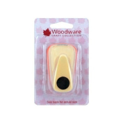 Woodware Craft Collection Regular Lever Punch - Circle