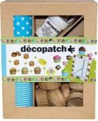 Decopatch Kit Macaroon Brown
