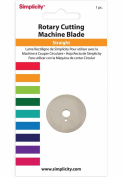 Wrights Simplicity Rotary Cutting Machine Replacement Blade, Straight