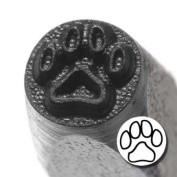 Dog Paw Punch Stamp For Blanks 1/5 Inch 5mm