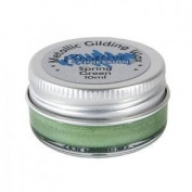 Creative Expressions Metallic Gilding Wax Spring Green