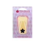 Woodware Craft Collection Regular Lever Punch - Star