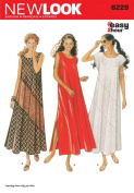 New Look A 8-10-12-14-16-18 Sewing Pattern 6229 Misses Dresses