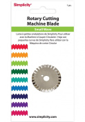 Simplicity Rotary Small Wave Cutting Machine Blade