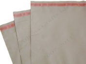 "10 x 305mm x 405mm (12"" x 16"") Grey Poly Mailing Bags"