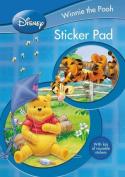 Winnie the Pooh Sticker Pad