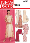 New Look A 10-12-14-16-18-20-22 Sewing Pattern 6270 Misses Dresses