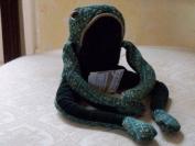 Dora Designs Frederick Frog Paperweight