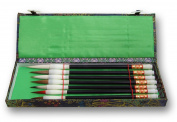 Calligraphy brushes Chinese Seven assorted A888