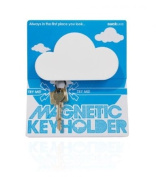 Magnetic Key Cloud Holder