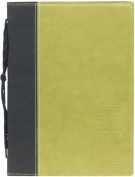 Securit Trendy Range A5 Menu Holder with 1 Double Insert, Green