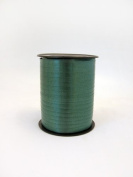 1 roll 5mm x 500m Curling Balloon Ribbon - DARK HUNTER GREEN for Gift Wrapping, Party Favours, Decoration, Florist, Floral & Craft work