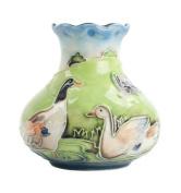 Old Tupton Ware Farm Farmyard Ceramic Vase 7.6cm New