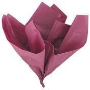 48 Sheets Acid Free Tissue Paper Roll 760mm x 510mm - BURGUNDY