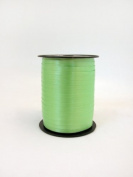 1 roll 5mm x 500m Curling Balloon Ribbon - LIGHT GREEN for Gift Wrapping, Party Favours, Decoration, Florist, Floral & Craft work