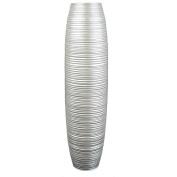 Decorative Tall Floor Vase - Wood - Height 75cm