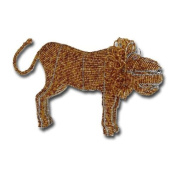 "Africa decoration art lion ""Rex"""